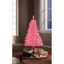 small pink christmas tree ingenious idea pink artificial christmas tree trees light small