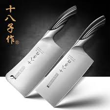 restaurant kitchen knives shi ba zi zuo brand sl1210 a b high quality superior
