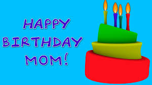 happy birthday mom ecard youtube