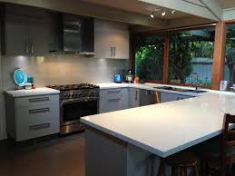 luxor kitchen cabinets bench nougat caesarstone cupboards wilsonart pepperdust