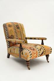 george smith armchair george smith edwardian kilim chair finch hudson finch life