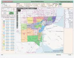 Kalamazoo Michigan Map by The Western Right Michigan Redistricting State House Part I