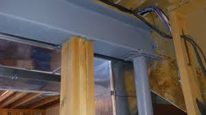support beams in basement part 15 replacing load bearing 2x4