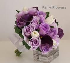 Fake Wedding Flowers Bridal Bouquets Fairy Flowers The Wedding Flowers Specilaist