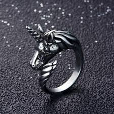 metal unicorn ring holder images Unicorn rings cute and cool unicorn inspired rings unicorn jpg