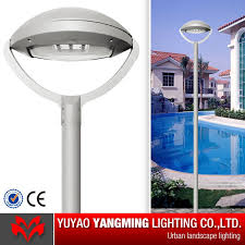 post top light fixtures led area lights china garden light manufacturer china street light