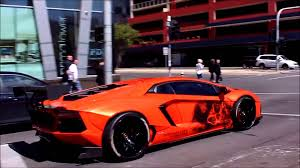 lamborghini aventador australia lamborghini aventador liberty walk gotham city promo vehicle
