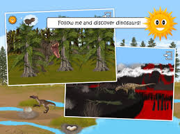 dinosaurs free kids game android apps on google play