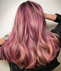 rose gold hair color 20 rose gold hair color ideas tips how to dye