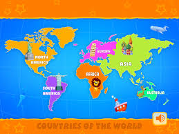 World Map App by Countries Of The World Hd App Ranking And Store Data App Annie
