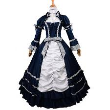 Gothic Womens Halloween Costumes Aliexpress Buy Gothic Dress Halloween Costumes