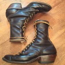 s boots usa vtg usa made chippewa packer boots s size 10 5 d black