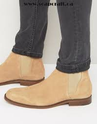s shoes and boots canada beige shoes boots trainers aldo vianello suede chelsea