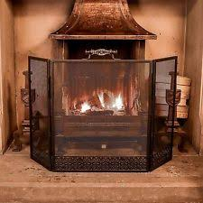 Country Fireplace Screens by Country Fireplace Screens Ebay
