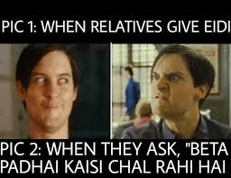 No Strings Attached Memes - 10 hilarious eid memes every pakistani can relate to the express