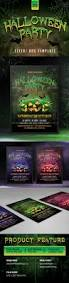 free halloween party flyer templates halloween party flyer by totemdesigns graphicriver