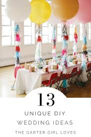 diy wedding decor ideas from etsy