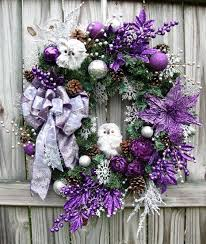 decorations ideas the 25 best purple christmas decorations ideas on