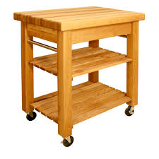 kitchen island cart butcher block movable kitchen islands rolling on wheels mobile