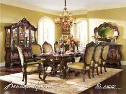 China Cabinet And Dining Room Set Chateau Beauvis Luxury 11 Pc Formal Dining Room Set China Cabinet