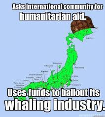 Whaling Meme - scumbag japan scumbag hat know your meme
