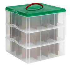 Xmas Tree Storage Container - storage plastic boxes plastic storage collections wenxing