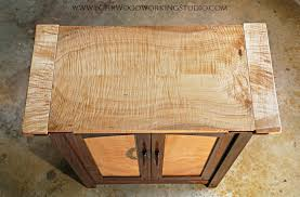 Tiger Maple Furniture Chronicles Of A Woodworking Apprentice The Greatest Curly Maple