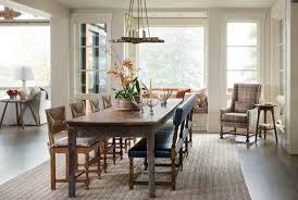 casual dining room ideas oriental rug vertical folding curtain