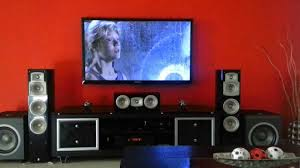 yamaha home theater speakers home theater test youtube