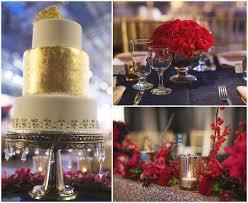 gold and white wedding cake the art of cake edmonton wedding