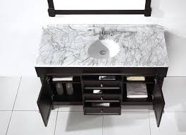 60 Inch Vanity Top Single Sink Bathroom Vanity 60 Inch Single Sink With Adorable 60 Bathroom