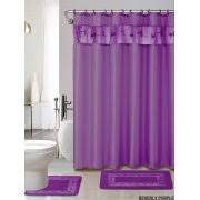 Purple And Gold Shower Curtain Purple Shower Curtains