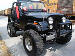 jeep maroon 84 jeep cj7 jjv customs