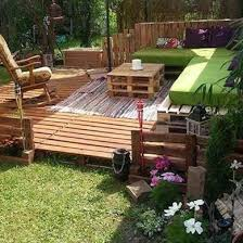 Pallet Garden Decor 18 Best Decks Images On Pinterest Woodwork Balcony And Bar Top