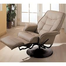 furniture american leather living room red recliner chair modern