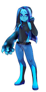 dark blue opal sky blue opal gemsona by spookie sweets on deviantart