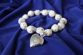 memorial bracelets for loved ones how to make a charm bracelet in 9 easy steps lives on