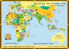 World Map With Flags Middle East World Flag Country Map World Maps