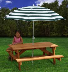 Kids Wooden Picnic Table How To Build Childrens Picnic Table Boundless Table Ideas