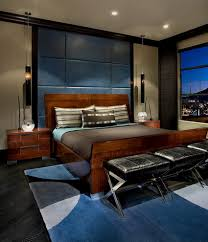 mens bedroom decorating ideas colour fabric bed cover masculine bedroom decorating