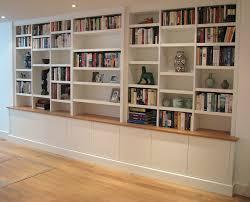 Bookshelves Oak by Bespoke Bookcases Shelves And Libraries Sitting Pinterest