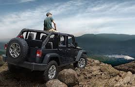 jeep wrangler 4 door top off the five best jeep wranglers to buy used