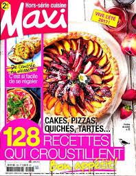 recettes maxi cuisine achat magazine maxi hs cuisine n 32 en numérique