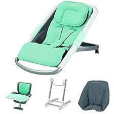 chaise haute b b confort keyo bébé confort pack keyo aqua sky support keyo blanc transat keyo