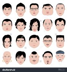 mens haircuts for round faces lovely best hairstyles for fat men