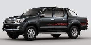 toyota hilux description of the model photo gallery
