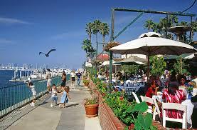 Venice Beach Map Fisherman U0027s Village Marina Del Rey Ca California Beaches