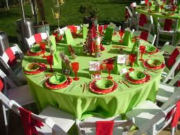 Elegant Christmas Party Decoration Ideas by Christmas Party Table Ohio Trm Furniture