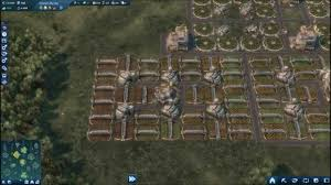 anno 2070 vegetable farm layout youtube