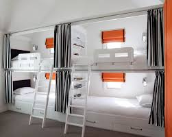 Plans For Bunk Bed With Trundle by Magnificent Trundle Bunk Beds In Kids Contemporary With Master